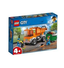 Lego City 60220 - Le camion de poubelle