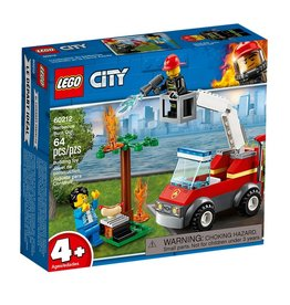 Lego City 60212 - L'extinction du barbecue