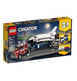 Lego 31091 - Le transporteur de navette