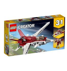 Lego 31086 - L'avion futuriste