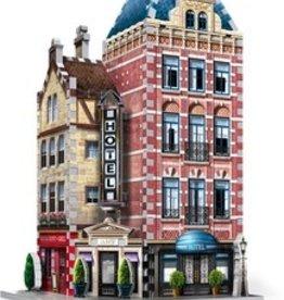 Wrebbit Casse-Tête 3D Urbania Hotel