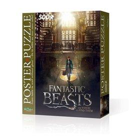 Wrebbit Casse-tête Fantastic Beasts Macusa 500 pcs