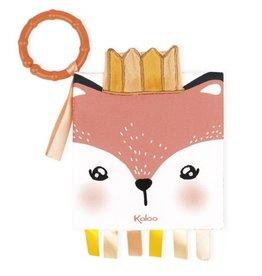 Kaloo Livres d'activité le renard en colère