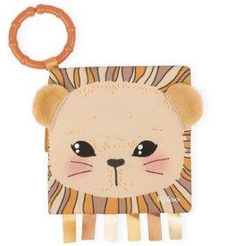Kaloo Livres d'activité le lion curieux