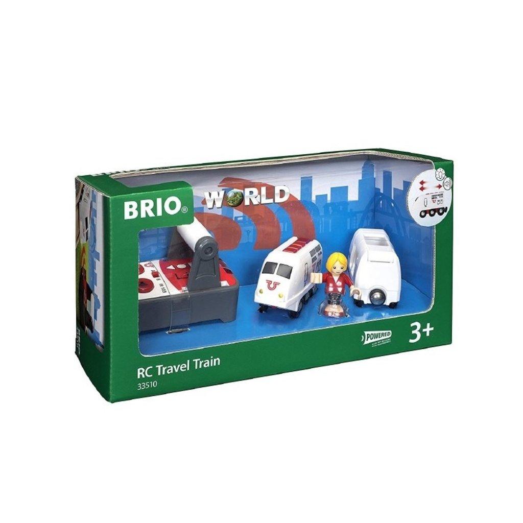 Brio Train de voyageur radiocommandé