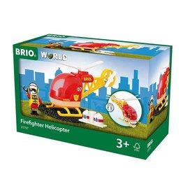 Brio Hélicoptère des pompiers