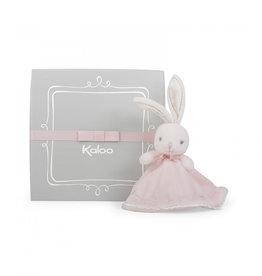 Kaloo Doudou rond lapin rose