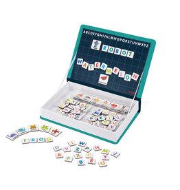 Janod Livre magnétique alphabet anglais