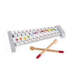 Janod Xylophone en métal