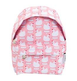 Little Lovely Mini sac à dos Cygne