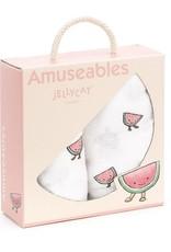 Jellycat Mousseline melon d'eau amusant