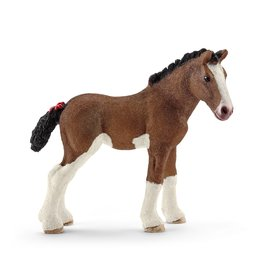 Schleich 13810 Poulain Clydesdale