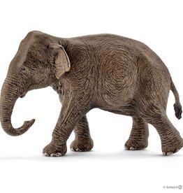 Schleich 14753 Éléphant d'Asie femelle