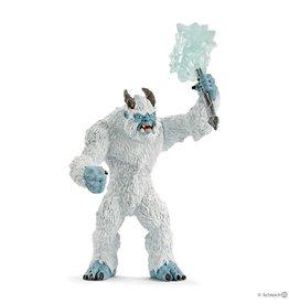 Schleich 42448 Monstre de glace avec arme