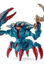 Schleich 42495 Crabe de combat avec arme