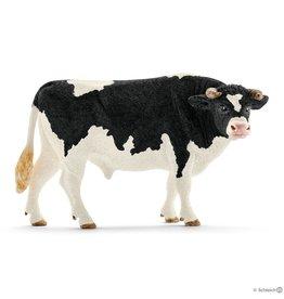 Schleich 13796 Taureau Holstein