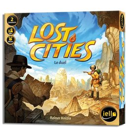 Iello Lost cities le duel