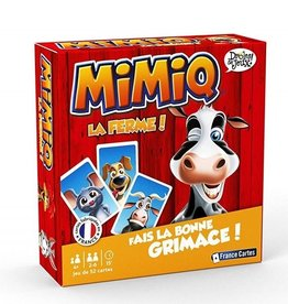 France Cartes Mimiq la ferme