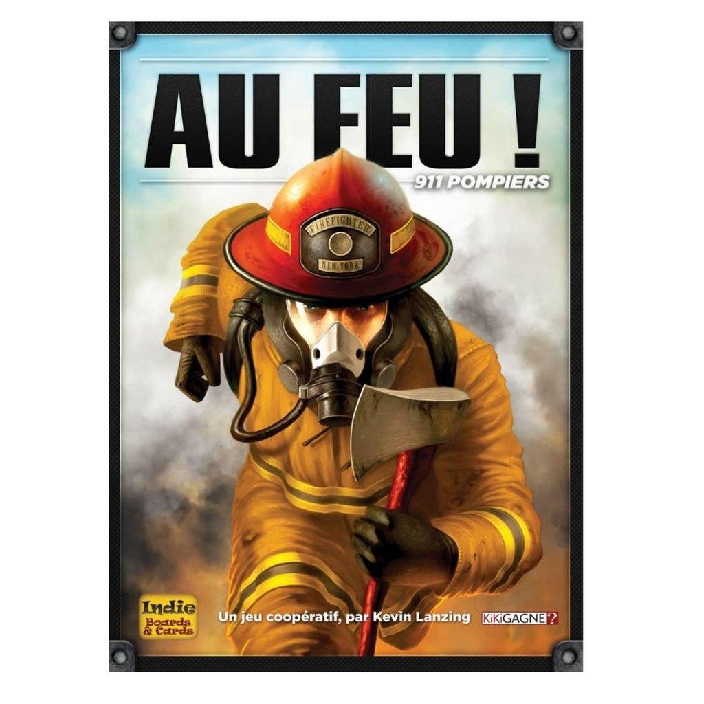 Kikigagne Au Feu! 911 pompiers