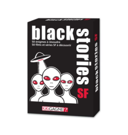 Kikigagne Black Stories SF