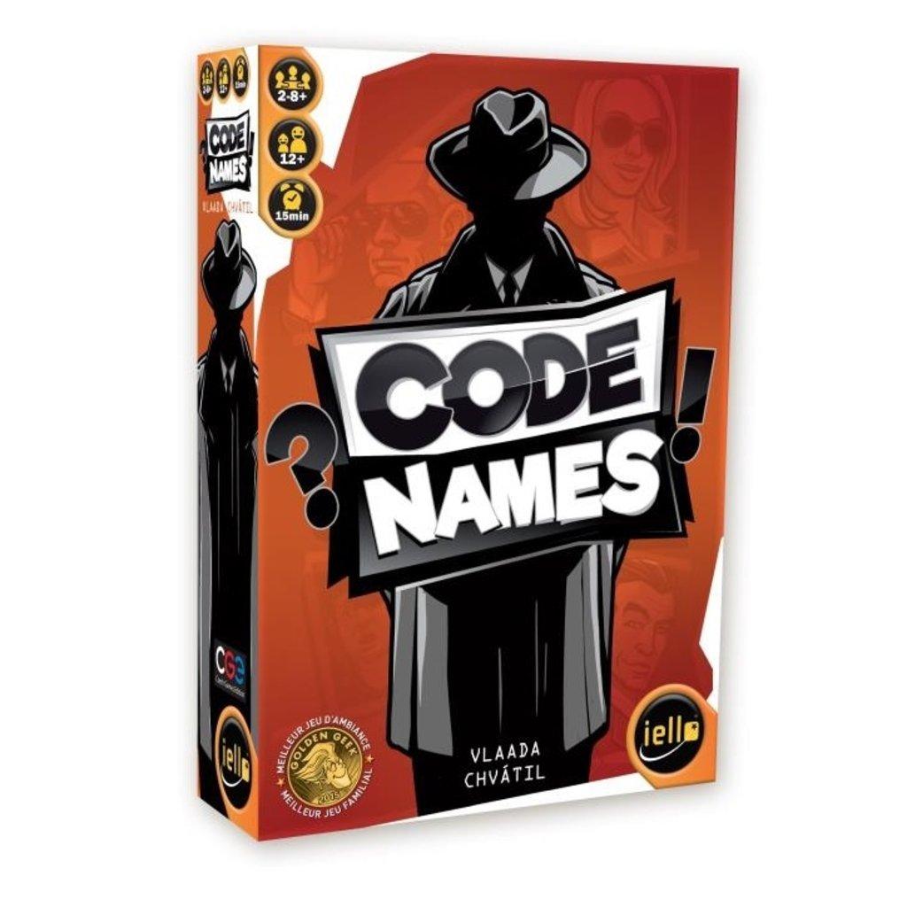 Iello Code Names fr