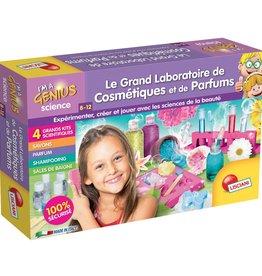 Lisciani Petit Génie Le grand laboratoire de cosmétiques et de parfums
