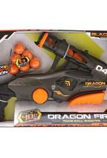 Lanard Pistolet a balles Dragon Fire