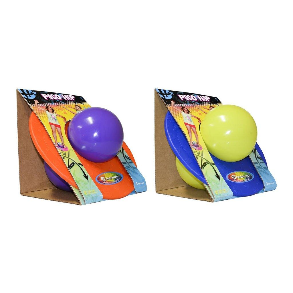 Hedstrom Pogo ball 2 couleurs assorties