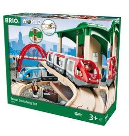 Brio Circuit plateforme voyageurs