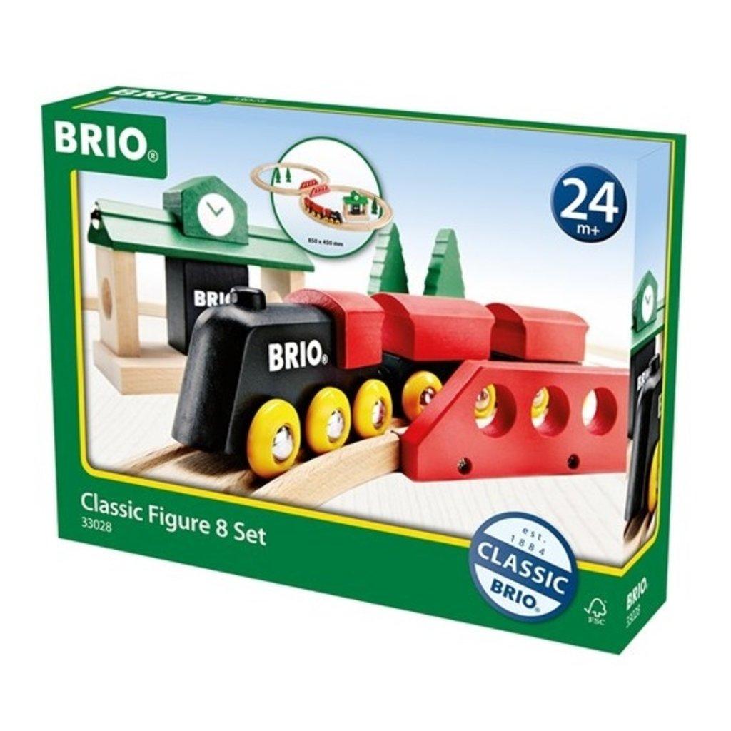 Brio Circuit classique en 8