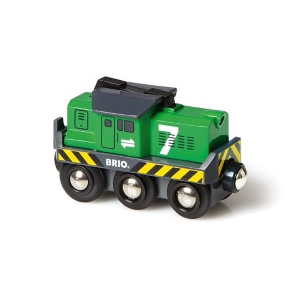 Brio Locomotive de fret à pile