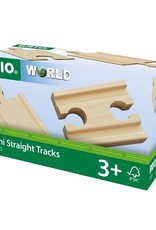 Brio Mini rails droits