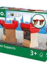 Brio Supports de pont