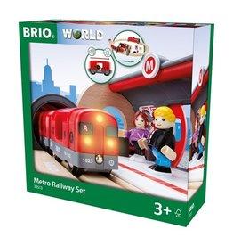 Brio Circuit métro