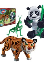 Bloco Tigre et panda