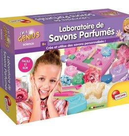 Lisciani Petit Génie Laboratoire de savons parfumés