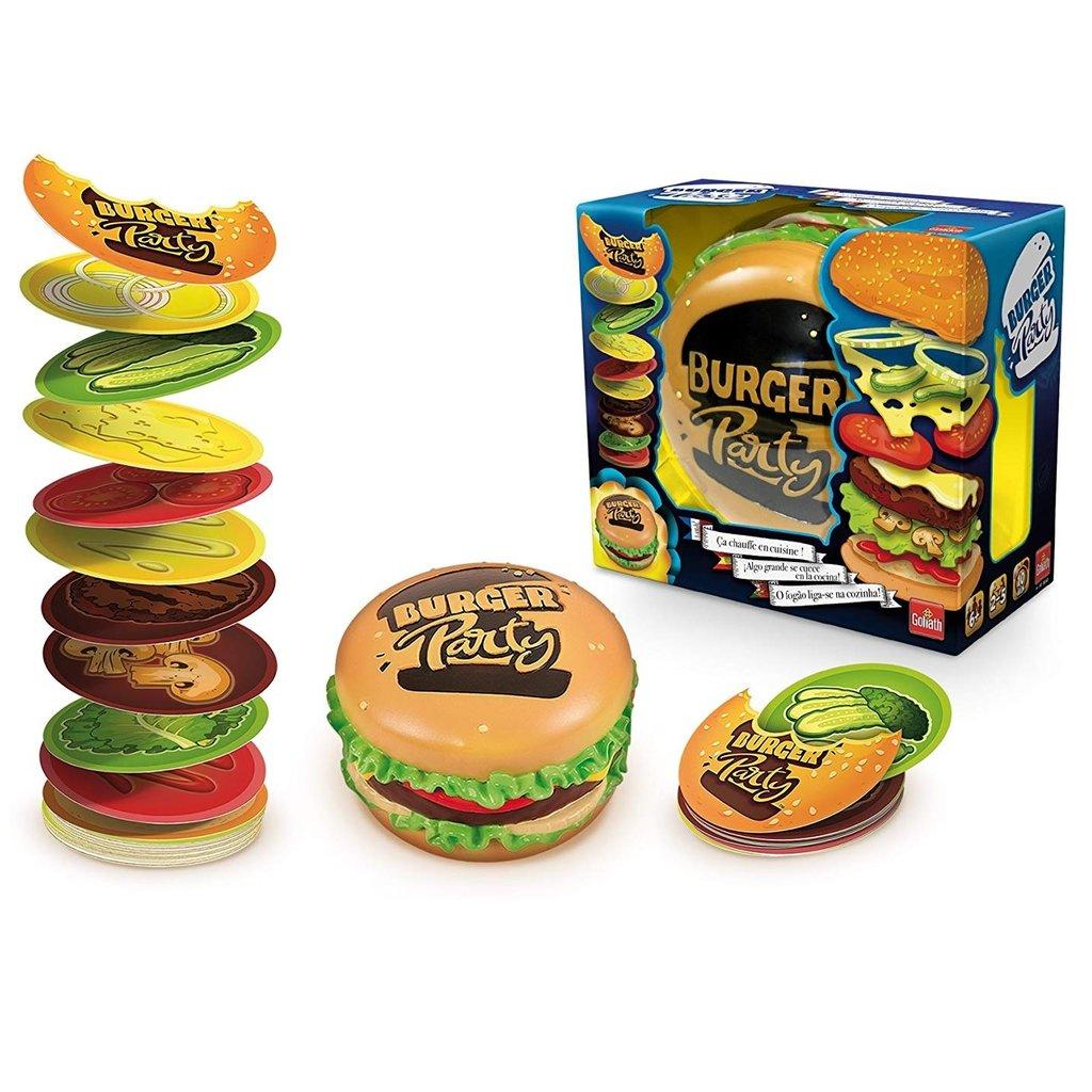 Goliath Burger Party
