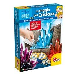 Lisciani Petit Génie La magie des cristaux
