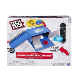 Spin Master Tech Deck Conteneur transformable