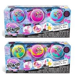 Danawares So Bomb Ensemble de 3 boules de bain assorties