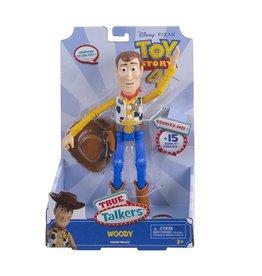 Mattel Histoire de jouets 4 Woody 18 cm Version française