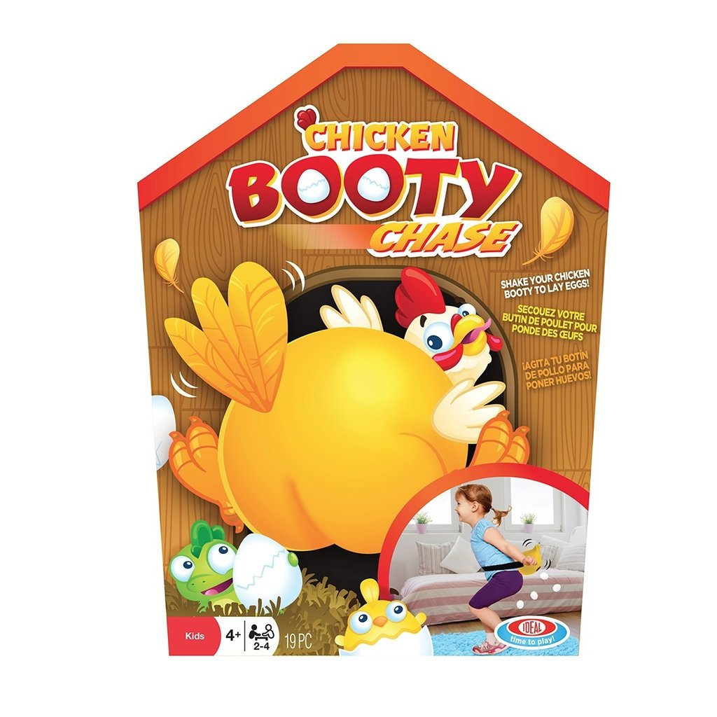 Ideal Chicken Booty Chase