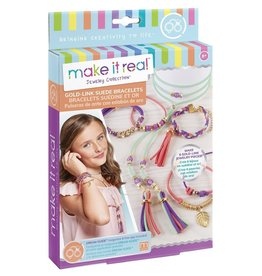 Make it real Bracelets de faux suède