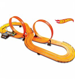 KidzTech Hot Wheels Piste de course Challenge