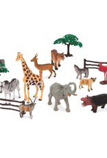 Battat Toys Terra Le monde de la Jungle en seau