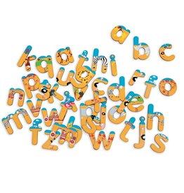Scratch Aimants ABC Safari 60 pièces