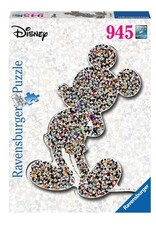 Ravensburger Shaped Mickey 945 pièces