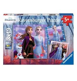 Ravensburger Reine des Neiges 2 3x49 pièces