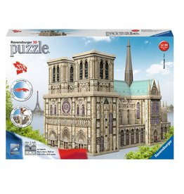 Ravensburger Notre-Dame de Paris 3D 324 pièces