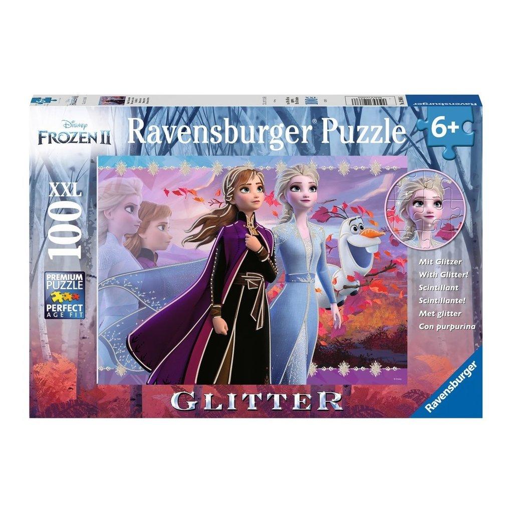 Ravensburger La reine des Neiges 2 Deux sœurs unies 100 pièces